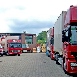 Move organised by Bernhard Storck jr. GmbH from Hamburg